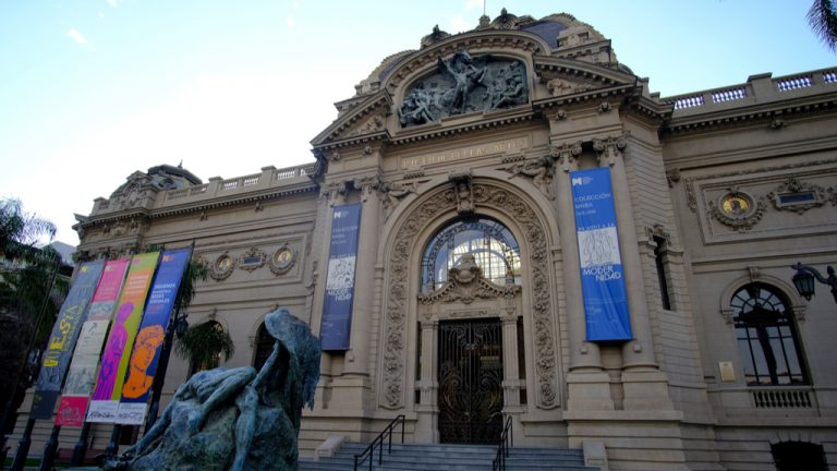 Museo Nacional de Bellas Artes Virtual
