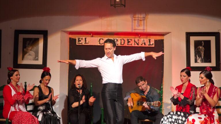 Zarzuela y flamenco