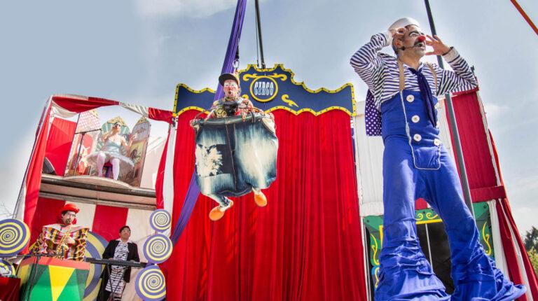 Sueños de circo